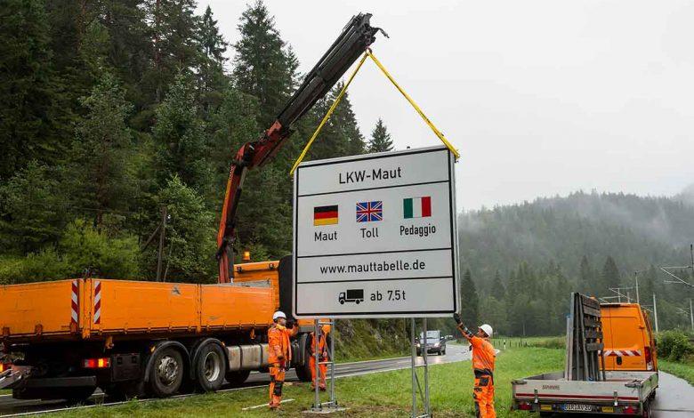 Transportatorii români pot recupera o parte din taxa de drum plătită suplimentar în Germania