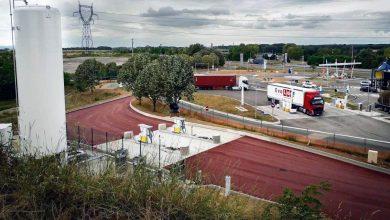 Shell a deschis prima sa stație de alimentare cu LNG din Franța