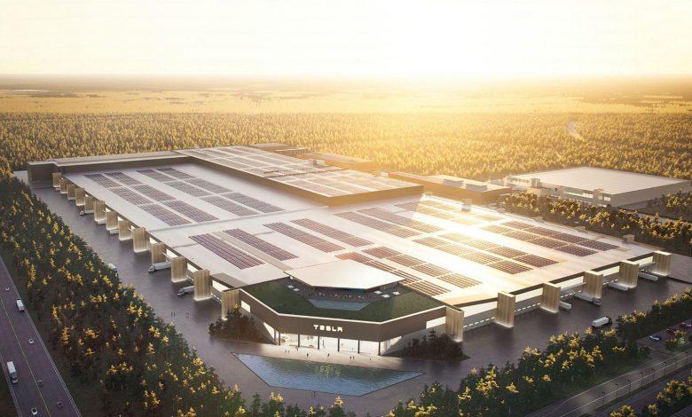 Tesla angajează 7.000 de lucrători în fabrica Grünheide, Germania