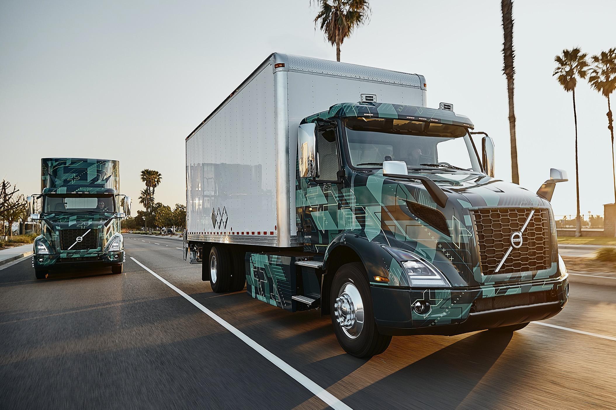 Din 2021, Volvo Trucks va oferi o gamă completă de camioane electrice în Europa