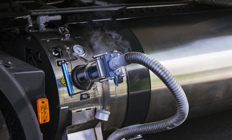Transportatorii germani ar putea primi un bonus financiar la achiziția de camioane cu gaz