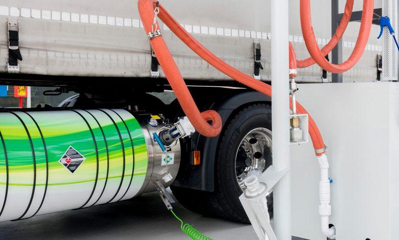 DKV conectează 16 noi stații LNG și CNG din Franța și Germania
