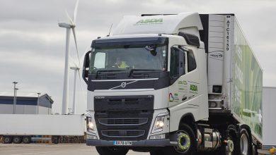 Asda se bazează pe camioane cu gaz Volvo FH LNG în transportul național