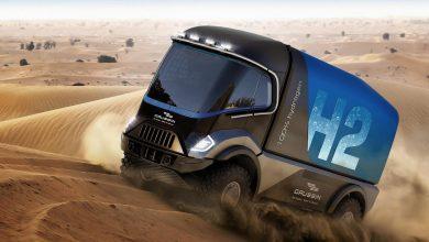 Gaussin anunță primul camion cu hidrogen care va participa la Dakar Rally în 2022