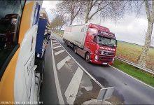 Poliția franceză îl caută pe șoferul iresponsabil al companiei Valatrans a.s.