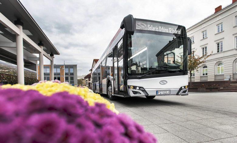 Solaris va livra 10 autobuze hibrid Solaris Urbino 12 la Reghin
