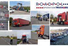 Raportul Roadpol Control Week din luna octombrie. Aproape 207.000 de vehicule comerciale au fost controlate