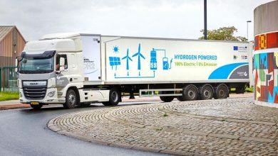 Primul camion cu hidrogen de 44 de tone a intrat în circulație în Europa