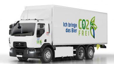 Franța oferă un bonus de 50.000 de euro pentru achiziția unui camion electric