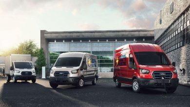 Ford a lansat modelul electric e-Transit, care are o autonomie de 350 km