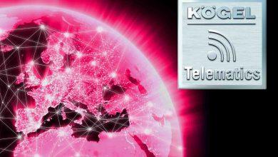 Kögel Telematics furnizează date către toate portalurile telematice uzuale