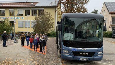 Educație rutieră în rândul copiilor cu ajutorul unui MAN Lion's Intercity