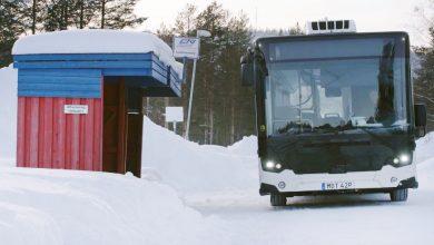 Scania a demarat testele de iarnă cu autobuzul Citywide
