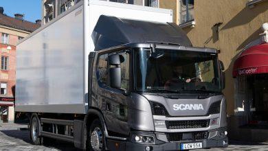 Direcția asistată electric disponibilă opțional pe camioanele Scania
