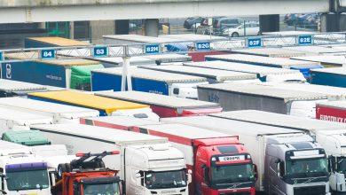 Franța a interzis pentru 48 de ore traficul de mărfuri și pasageri, din Marea Britanie