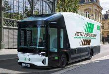 1.000 de camioane electrice Volta Zero pentru grupului Petit Forestier