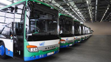 Transportatorul Geldhauser a comandat 19 autobuze Setra