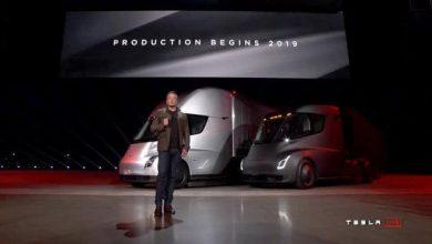 La 3 ani de la prezentarea conceptului, Tesla Semi este încă în faza de dezvoltare