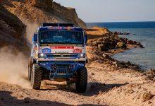 Anton Shibalov câștigă o nouă etapă în Dakar Rally 2021