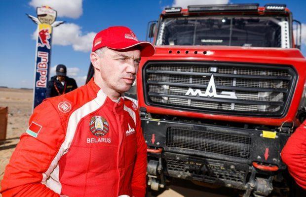 Siarhei Viazovich s-a impus în a treia etapă a Dakar Rally 2021