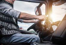 Șoferii francezi de camion pregătesc acțiuni de protest în februarie