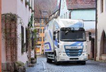 DAF și-a extins oferta de camioane 100% electrice cu LF Electric