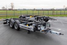 Schmitz Cargobull reintroduce în gamă remorcile pentru containere interschimbabile