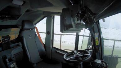 Caterpillar a prezentat la CES 2021 tehnologia autonomă pentru camioane de mină