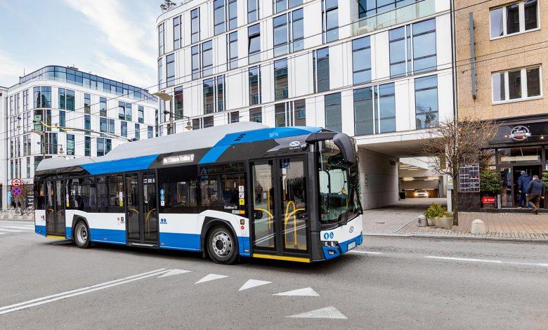 Solaris va livra 11 troleibuze Trollino 12 la Târgu-Jiu