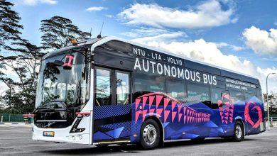 Autobuzele autonome ar putea transporta și colete în afara orelor de vârf