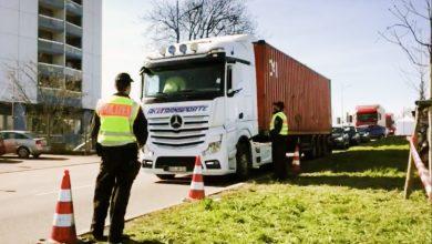 Noile condiții de călătorie, în și din Germania, pot afecta transportul de mărfuri