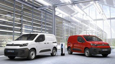Citroën lansează autoutilitara electrică e-Berlingo Van