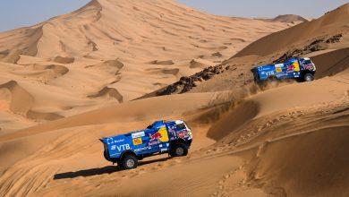 Andrey Karginov, câștigătorul Dakar 2020, se impune în etapa a cincea a ediției din acest an