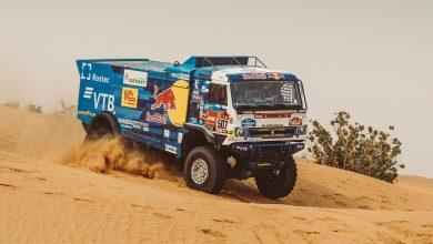 Airat Mardeev câștigă etapa a șasea a Dakar 2021 și aduce victoria cu numărul 150 pentru Kamaz
