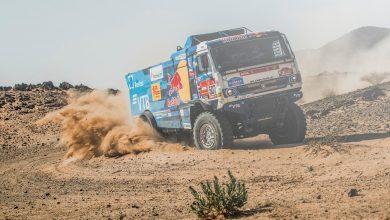 Dmitry Sotnikov își trece în cont a cincea victorie de etapă din Dakar 2021
