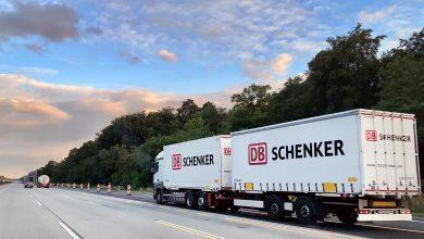 DB Schenker oprește pentru moment transportul rutier spre Marea Britanie
