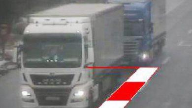 Germania | Sancționați pentru că nu au păstrat distanța de siguranță între camioane