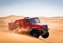 Siarhei Viazovich se impune în etapa a treia a Dakar Rally 2021