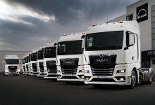 Int. Transporte Popovici a achiziționat 20 de MAN TGX 18.510 de nouă generație
