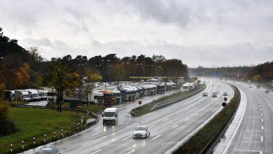 Germania caută soluții pentru creșterea numărului de locuri de parcare pentru camioane