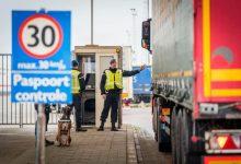 Olanda solicită șoferilor de camion un test COVID negativ, dacă vin din Marea Britanie