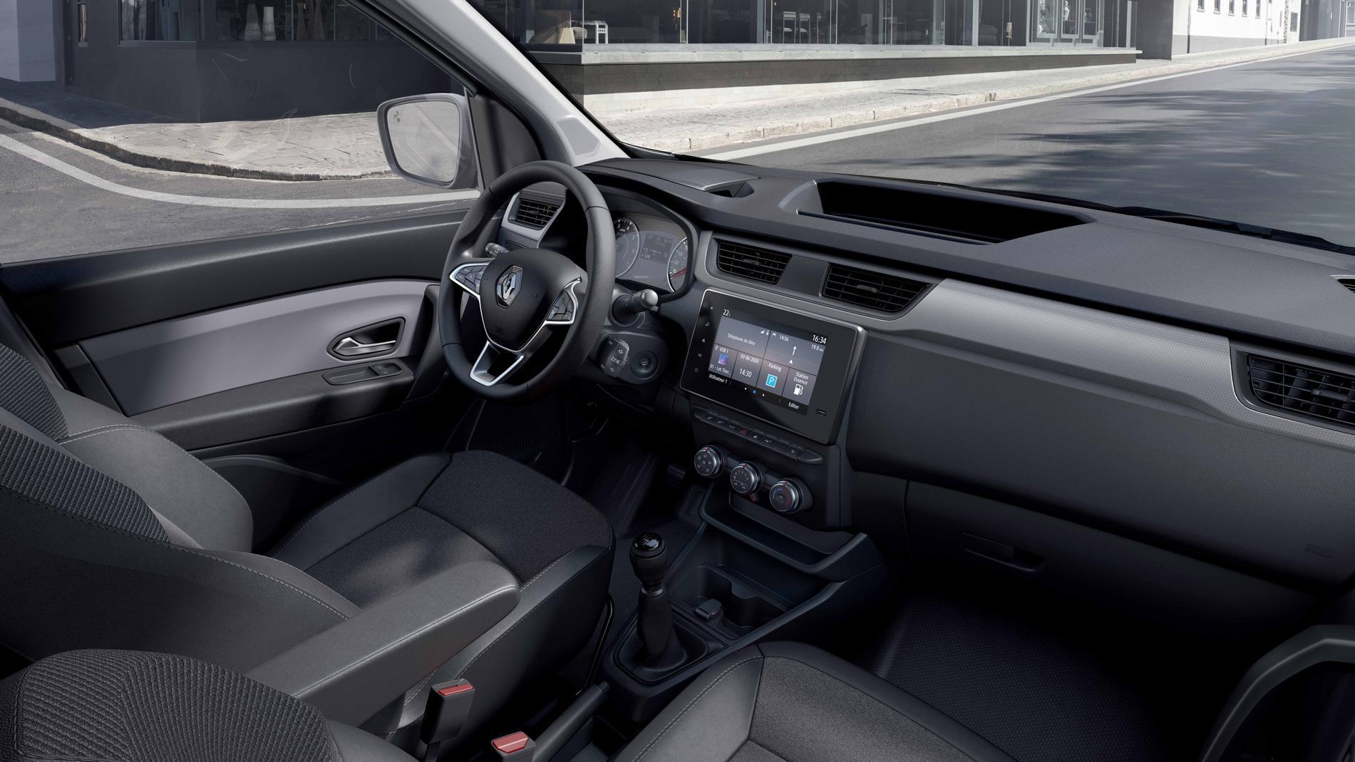 Renault a anunțat debutul comercial a lui Express Van
