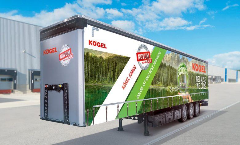 Kögel își consolidează prezența pe piața de transport din Franța