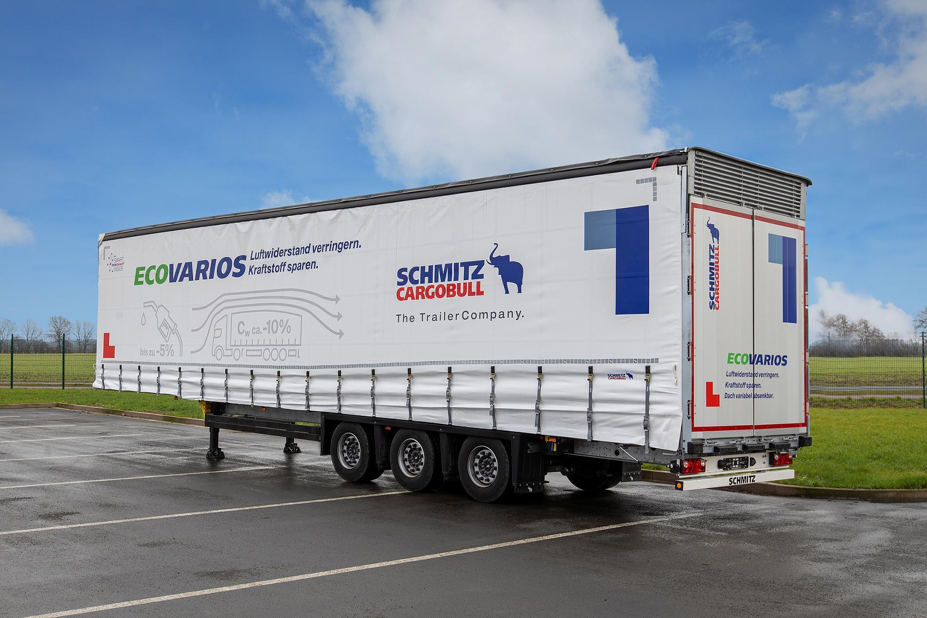 Schmitz Cargobull a prezentat noua generație de remorci Eco Generation