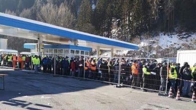UNTRR solicită excluderea șoferilor de camion de la măsura testării COVID cerută de Germania