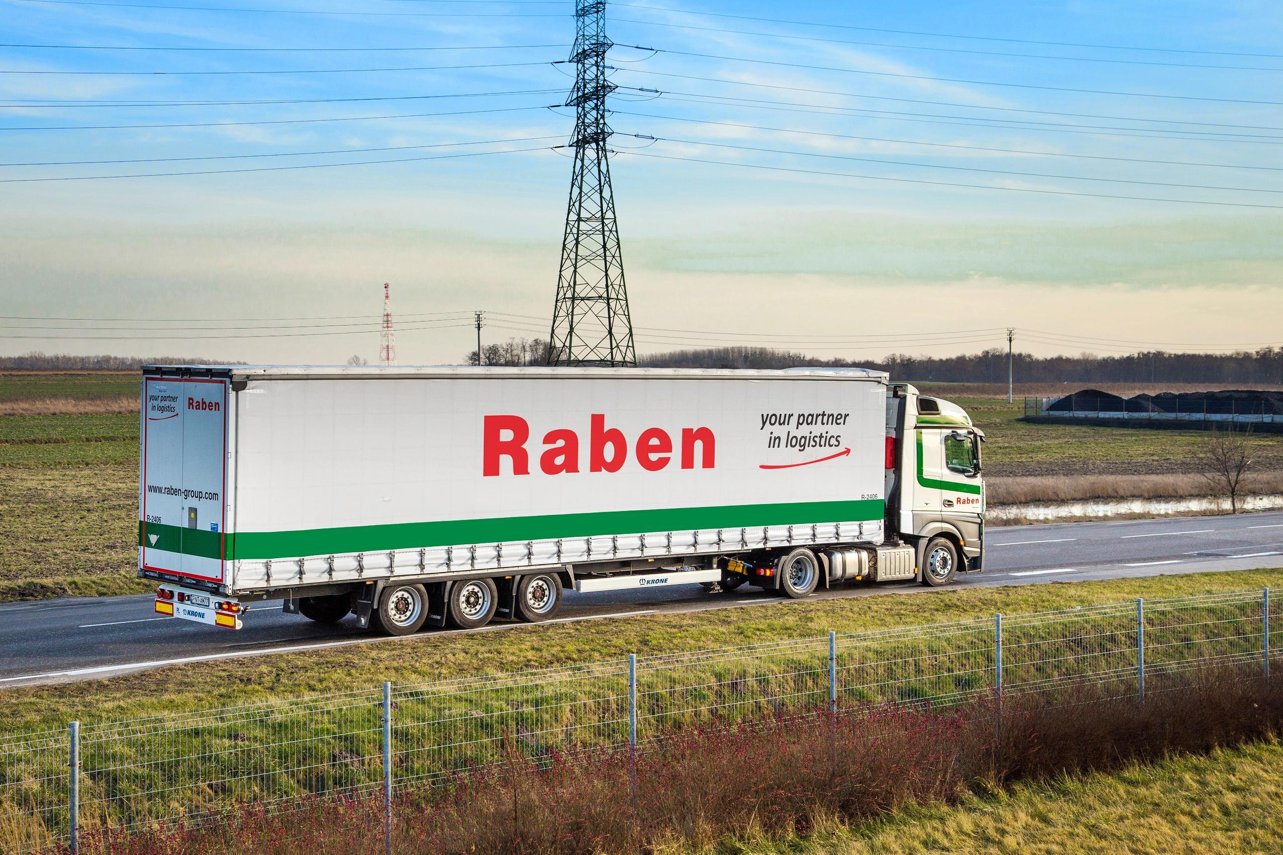 În 2020, Raben Group a înregistrat venituri de peste 1,26 miliarde de euro