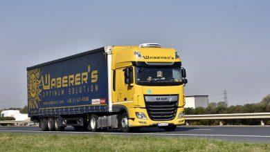 În 2021, Waberer's mizează pe transportul spre și din Marea Britanie