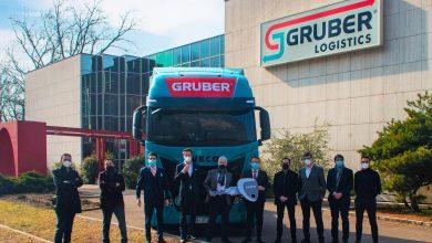 Gruber Logistics a achiziționat 100 de camioane IVECO S-Way cu LNG