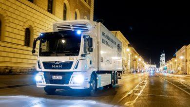 MAN a demonstrat că soluțiile electrice sunt potrivite pentru livrări urbane