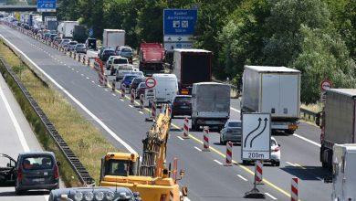 Șantierele se află printre cauzele accidentelor rutiere de pe autostrăzile din Germania